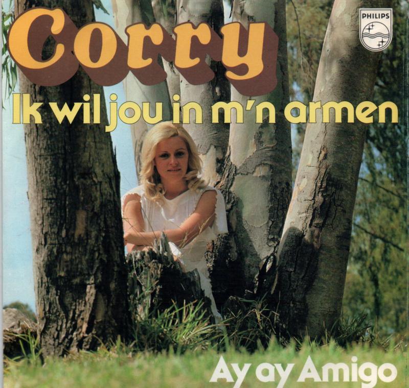 CORRY KONINGS - IK WIL JOU IN M'N ARMEN