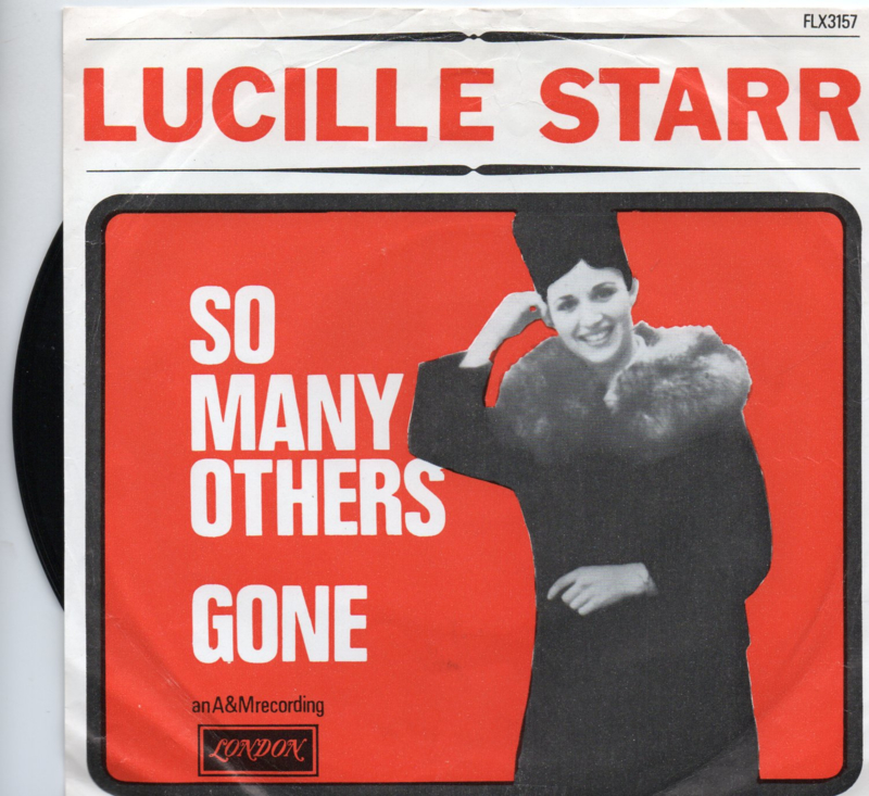 LUCILLE STARR - SO MANY OTHERS