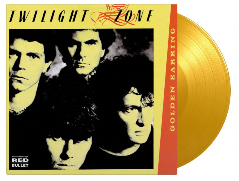 GOLDEN EARRING - TWILIGHT ZONE/WHEN THE LADY SMILES