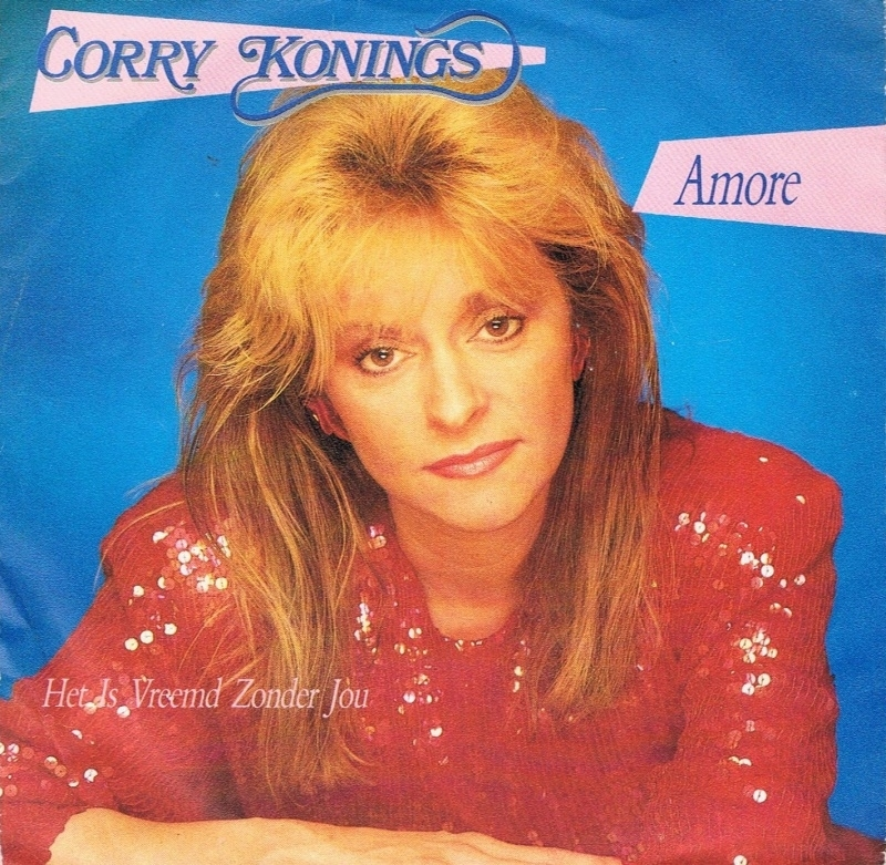 CORRY KONINGS - AMORE