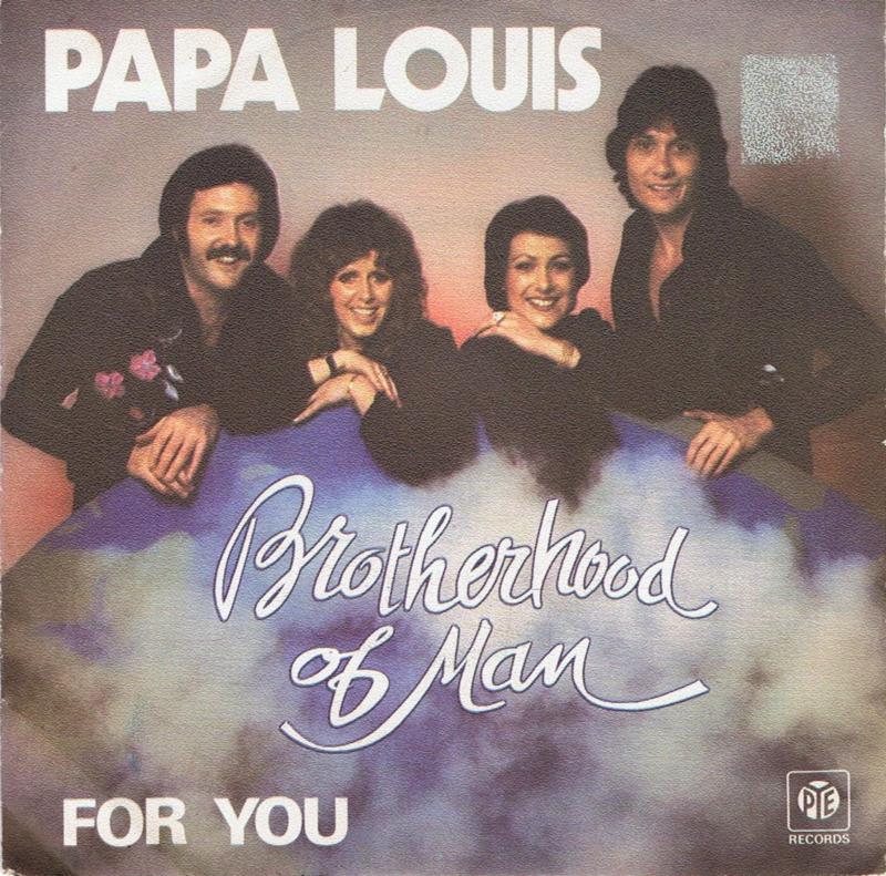 BROTHERHOOD OF MAN - PAPA LOUIS