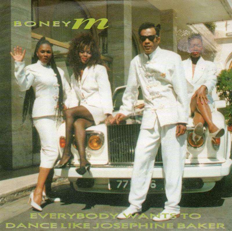 BONEY M - EVERYBODY WANTS TO DANCE LIKE JOSEPHINE BAKER
