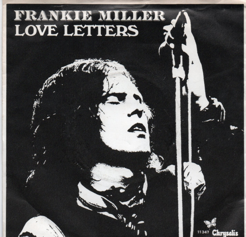 FRANKIE MILLER - LOVE LETTERS