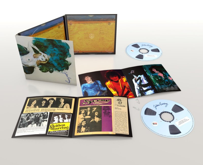 GOLDEN EARRING - MOONTAN 2CD -Expanded Edition, Remastered, Digipak