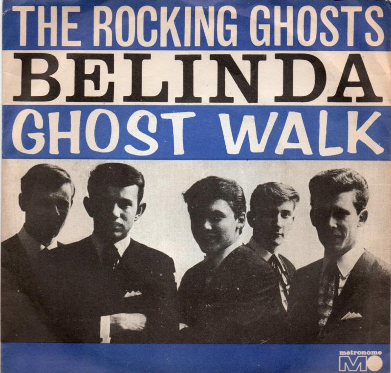 ROCKING GHOSTS - BELINDA