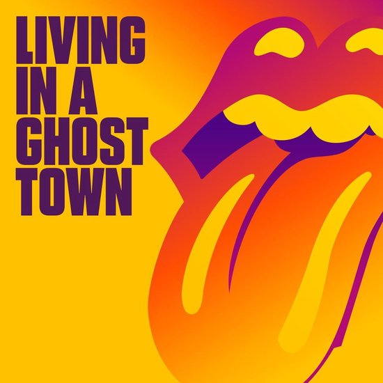 ROLLING STONES - LIVING IN A GHOSTTOWN