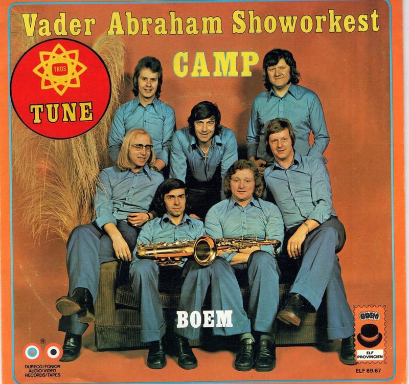 VADER ABRAHAM SHOWORKEST - CAMP ( tros tune )