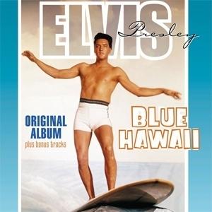 ELVIS PRESLEY - BLUE HAWAII + BONUS TRACKS