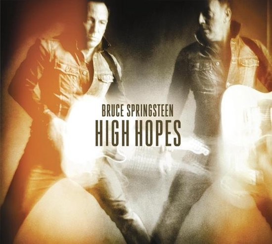 BRUCE SPRINGSTEEN - High Hopes (Limited Edition) (CD+DVD)