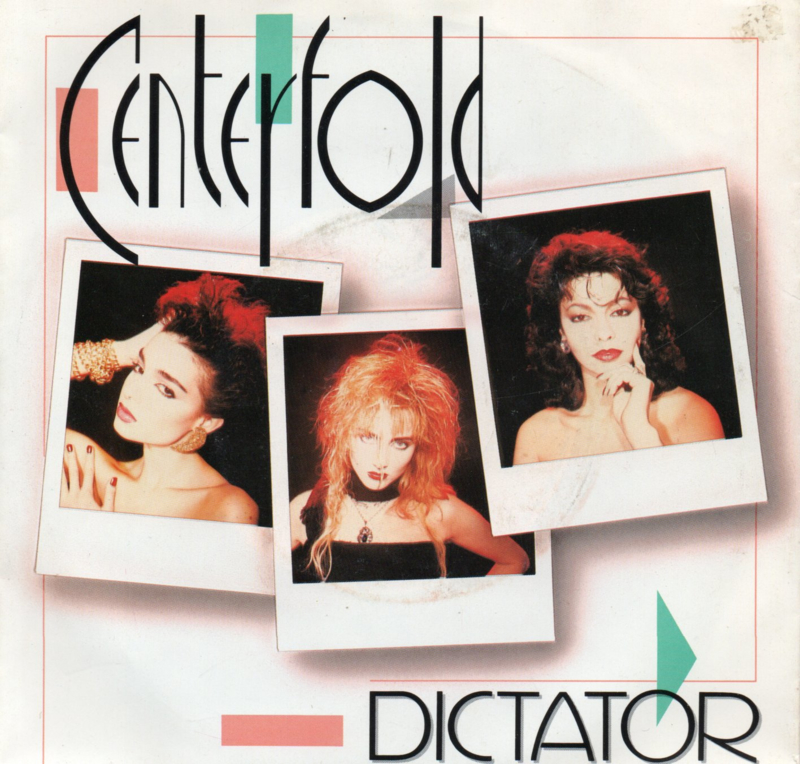 CENTERFOLD - DICTATOR