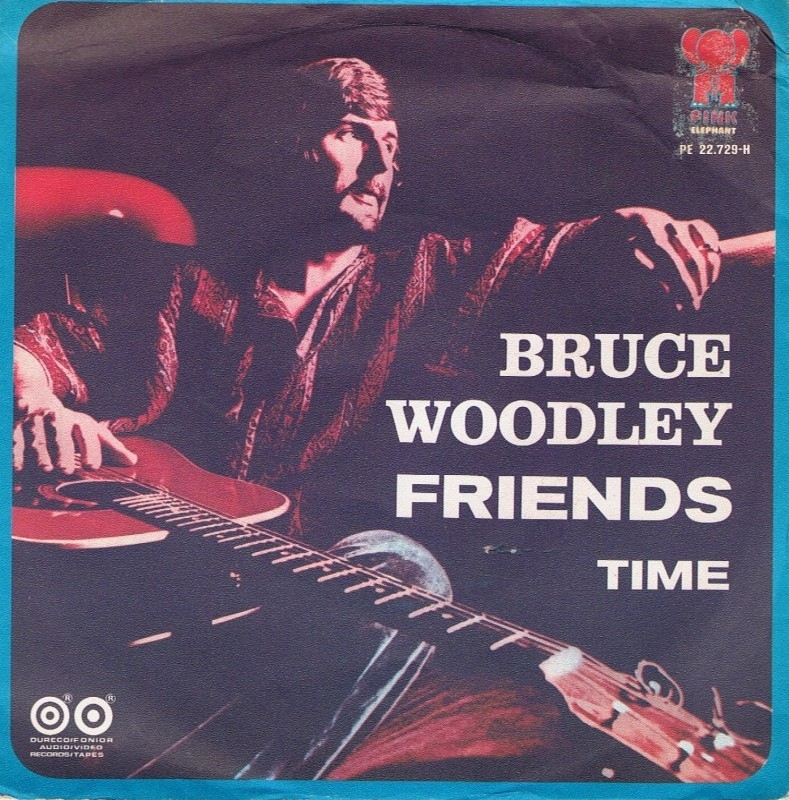 BRUCE WOODLEY - FRIENDS
