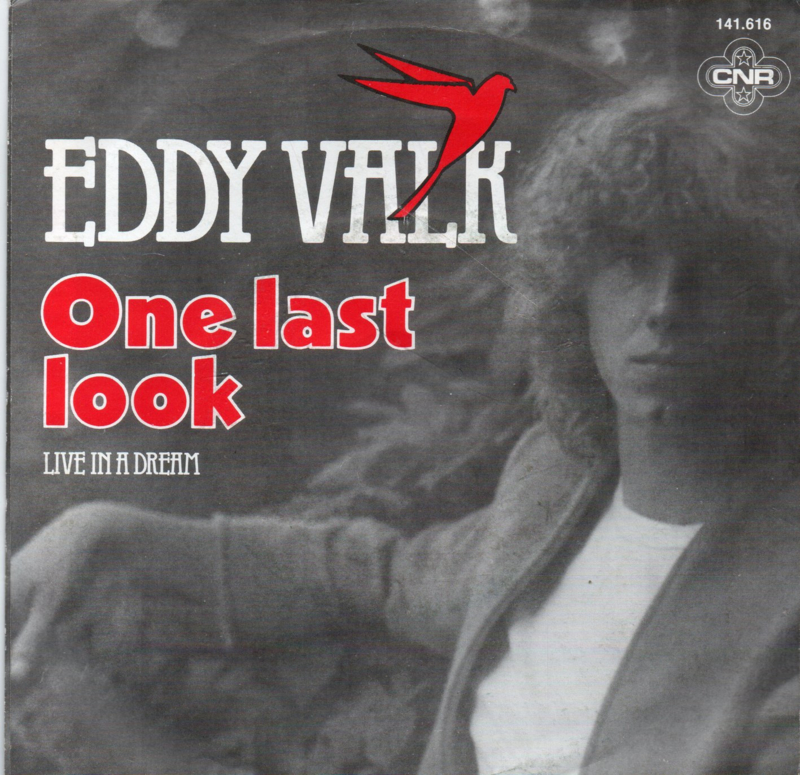 EDDY VALK - ONE LAST LOOK