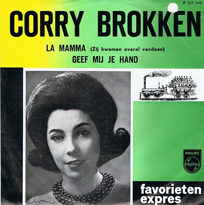 CORRY BROKKEN - LA MAMMA