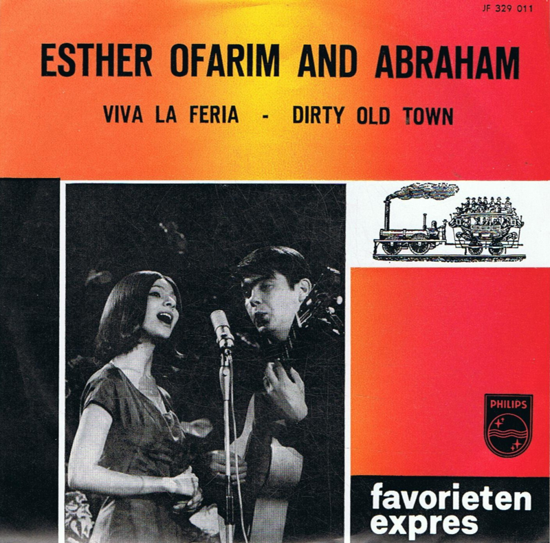 ESTHER OFARIM AND ABRAHAM - VIVA LA FERIA