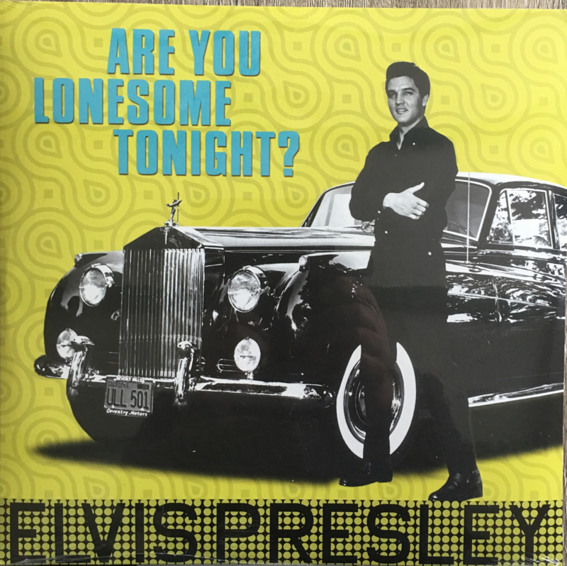 ELVIS PRESLEY - ARE YOU LONESOME TONIGHT ?