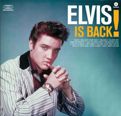 Elvis Presley Is Back