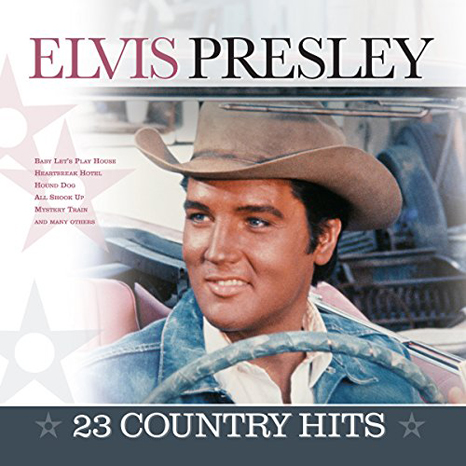 elvis presley country hits