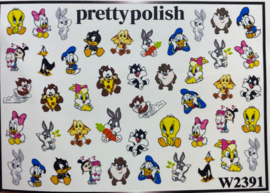 Pretty Polish | Slider | Waterdecal W2391