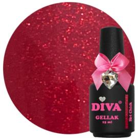 Diva Gellak Hot Chick 15 ml