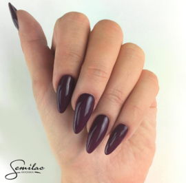 Semilac gelpolish 083 Burgundy Wine 7ml
