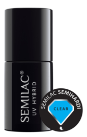 Semilac semi hardi clear builder gel 7ml