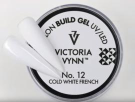 Victoria Vynn Buildergel 12 Cold White French 15 ml