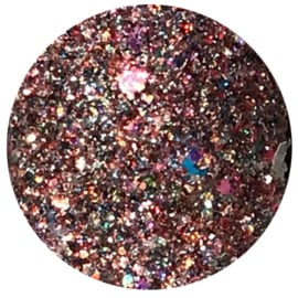 Metoe Nails Celebrities Glitter Pretty Woman