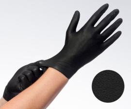 Easyglide Nitrile handschoenen Zwart S 100 stuks MAX 1 PER KLANT