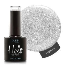 Halo Gelpolish Platinum 8ml