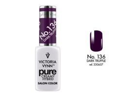 Victoria Vynn Pure Gelpolish 136 Dark Truffle