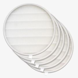 Semilac stofafzuiging filter 5x