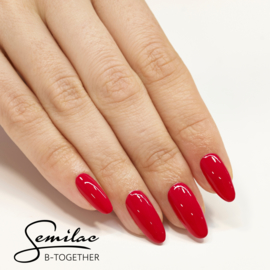 Semilac gelpolish 027 Intense Red 7ml