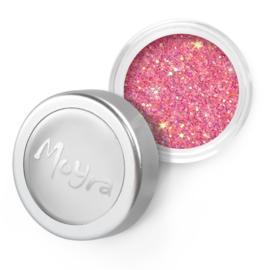 Moyra Glitter Powder 11 zalm met gouden glans