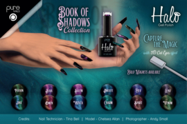 Halo Gelpolish Charm 8ml (Cat Eye)