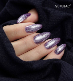 Semilac gelpolish 297 Violet Shimmer 7ml