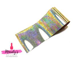 Transfer folie Sparkling Gold 05