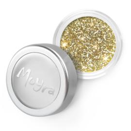 Moyra Glitter Powder 05 geelgoud