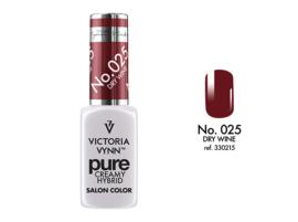 Victoria Vynn Pure Gelpolish 025 Dry Wine
