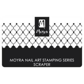 Moyra Schraper zwart/wit