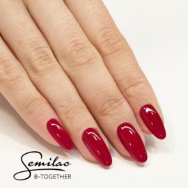 Semilac gelpolish 071 Deep Red 7ml