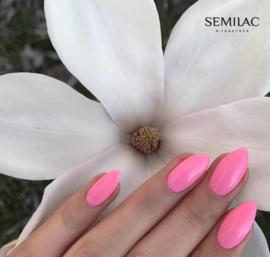 Semilac inspiratie; Lovely Mickey