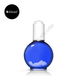 Silcare Nagelriem olie schelp Coconut Sea Blue 75ml