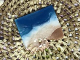 Handgemaakte display Beach 3