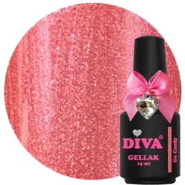 Diva Gellak Go Candy 15 ml