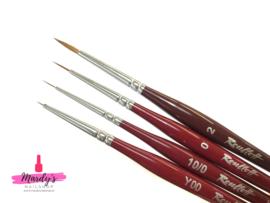 Roubloff DK13R-10/0 Fine Line penseel