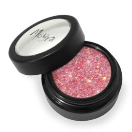 Moyra Glitter Powder 12 zalm/roze