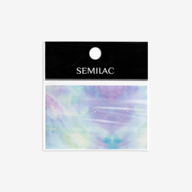 Semilac transfer folie 09 Pink&blue Marble