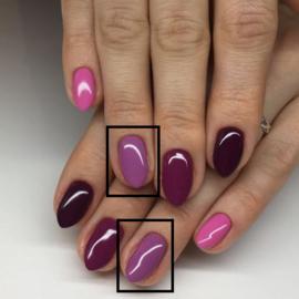 Semilac gelpolish 010 Pink & Violet 7ml