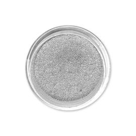 Moyra Caviar Beads Silver 0,4mm