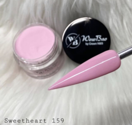 WowBao Nails acryl poeder color nr 159 Sweetheart 28g